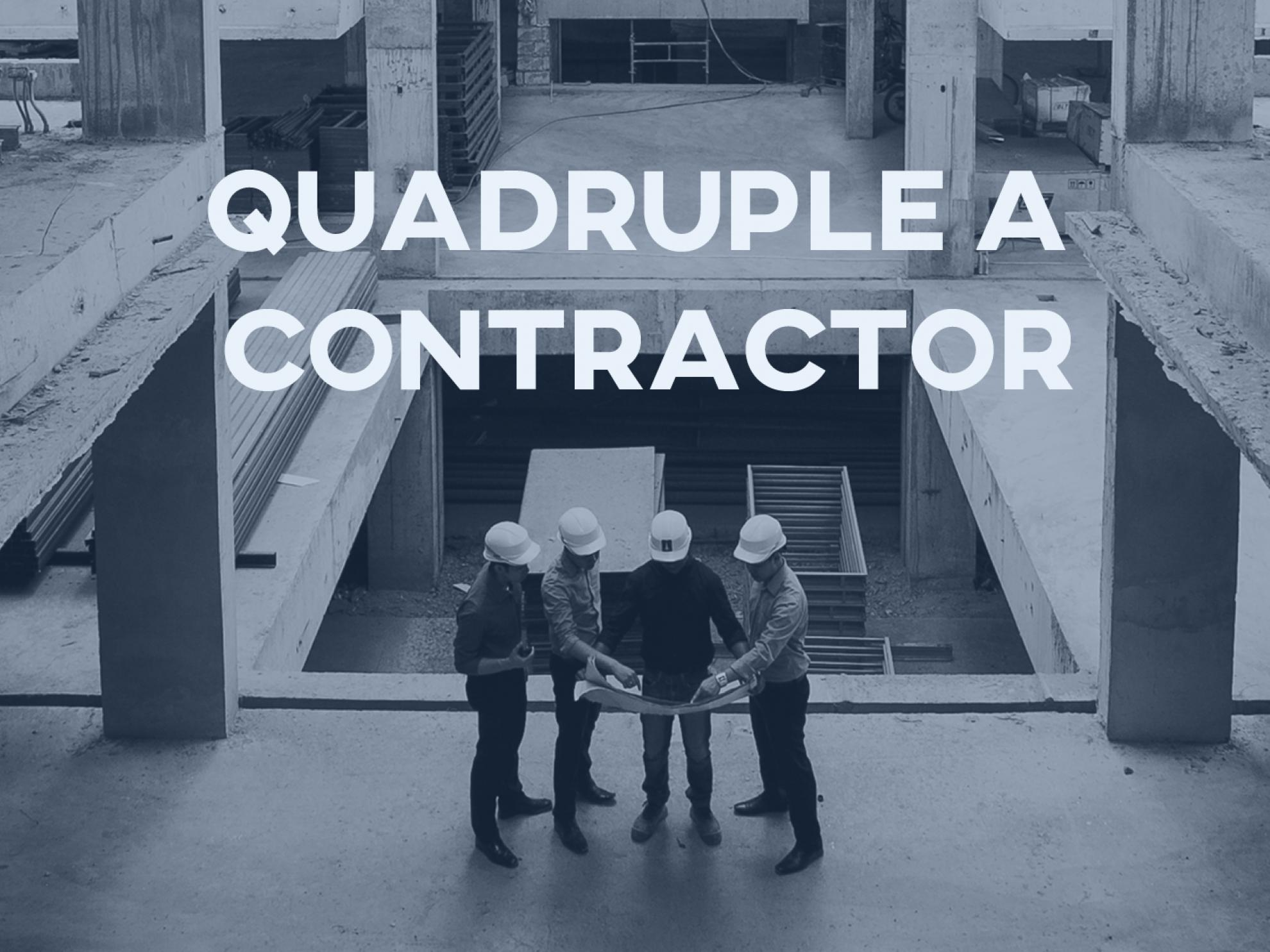 Quadruple A Contractor